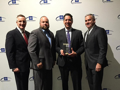 2016 GM Top Diversity Performer Gold Award