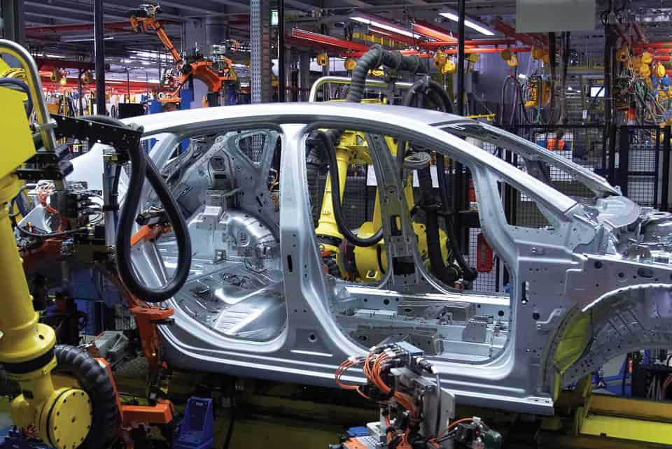Caravan FM - Industries, Automotive Case Study